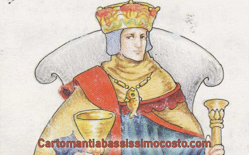 Re di Coppe significato nei Tarocchi